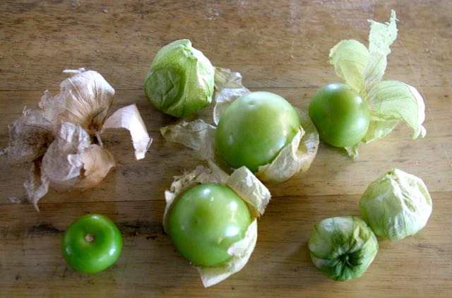 What do you do with Tomatillos?