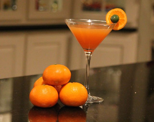 A Halloween Cocktail