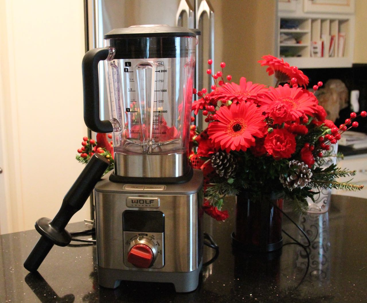 The Wolf Gourmet Blender, Review and Giveaway!