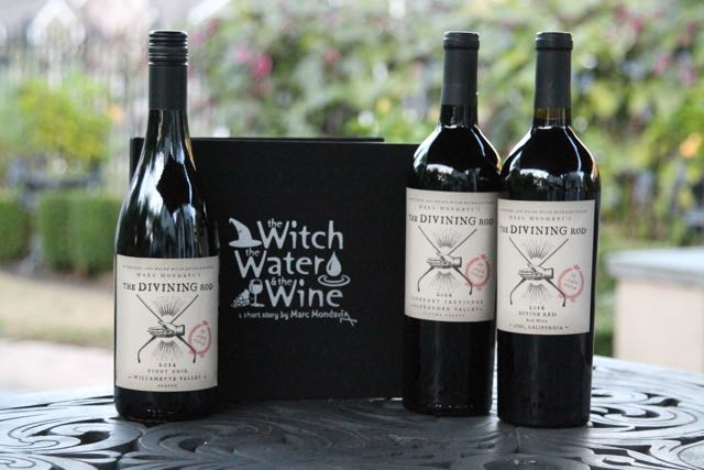 "I'm Bewitched by Marc Mondavi's ""The Divining Rod"" Wine"