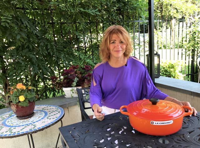 Monica's Table is Celebrating August with a Le Creuset Giveaway